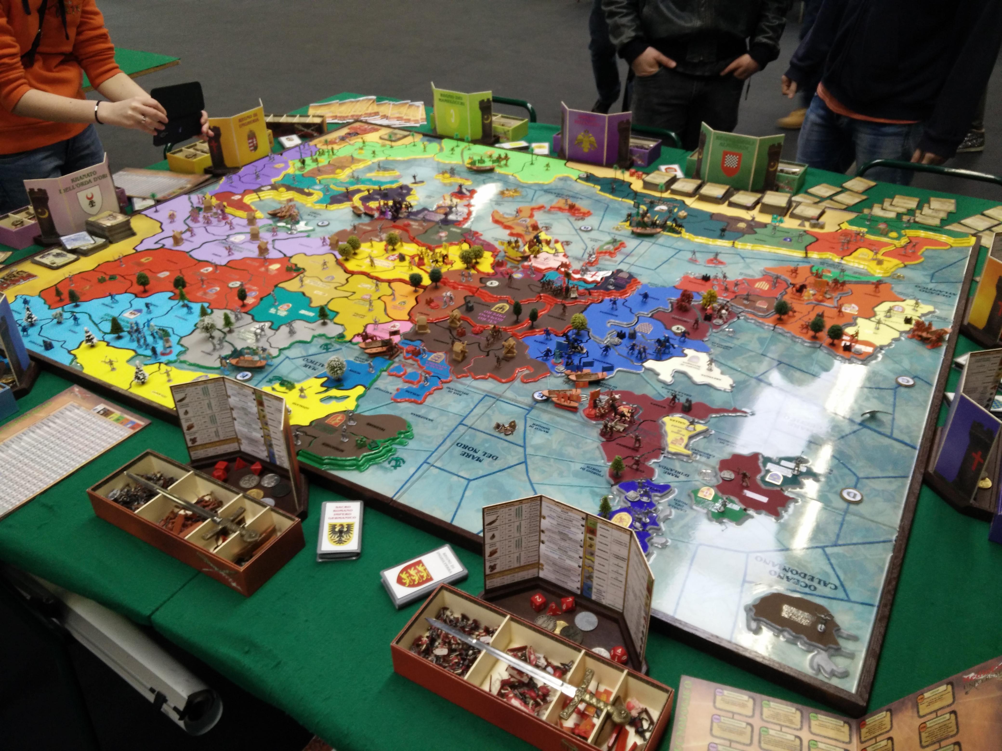 Forum d d gioco da tavolo medioevo universalis - Dungeon gioco da tavolo ...